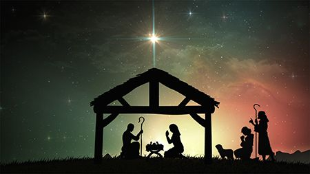 Christmas Stable Background.Christmas Nativity Background Sf Wallpaper