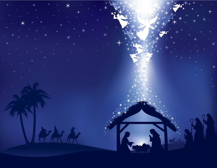 Nativity Scene Desktop Wallpapers Group (60+)