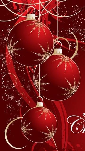 Christmas Phone Wallpaper - WallpaperSafari