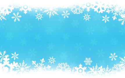 Christmas Snowflake Wallpaper