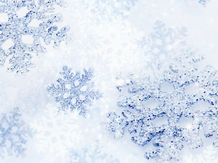 Collection of Christmas Snowflake Wallpaper on HDWallpapers