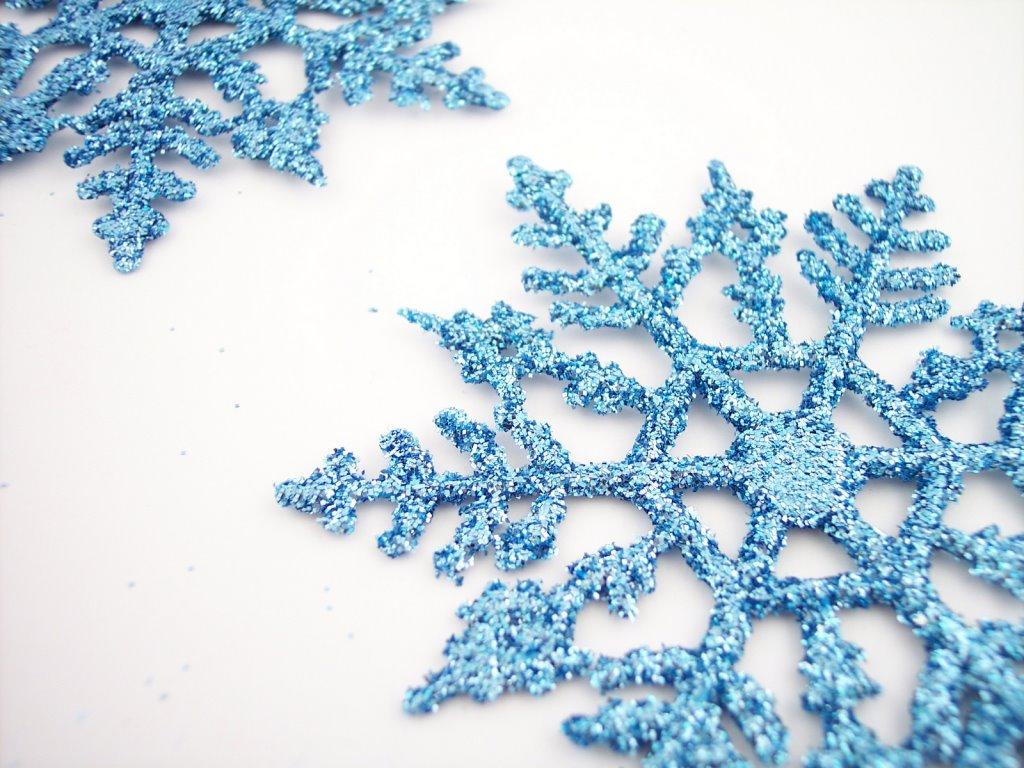 Christmas Snowflake Backgrounds - wallpaper