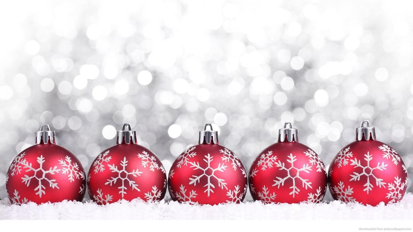 Christmas Snowflakes - Wallpaper, Gallery 520643507