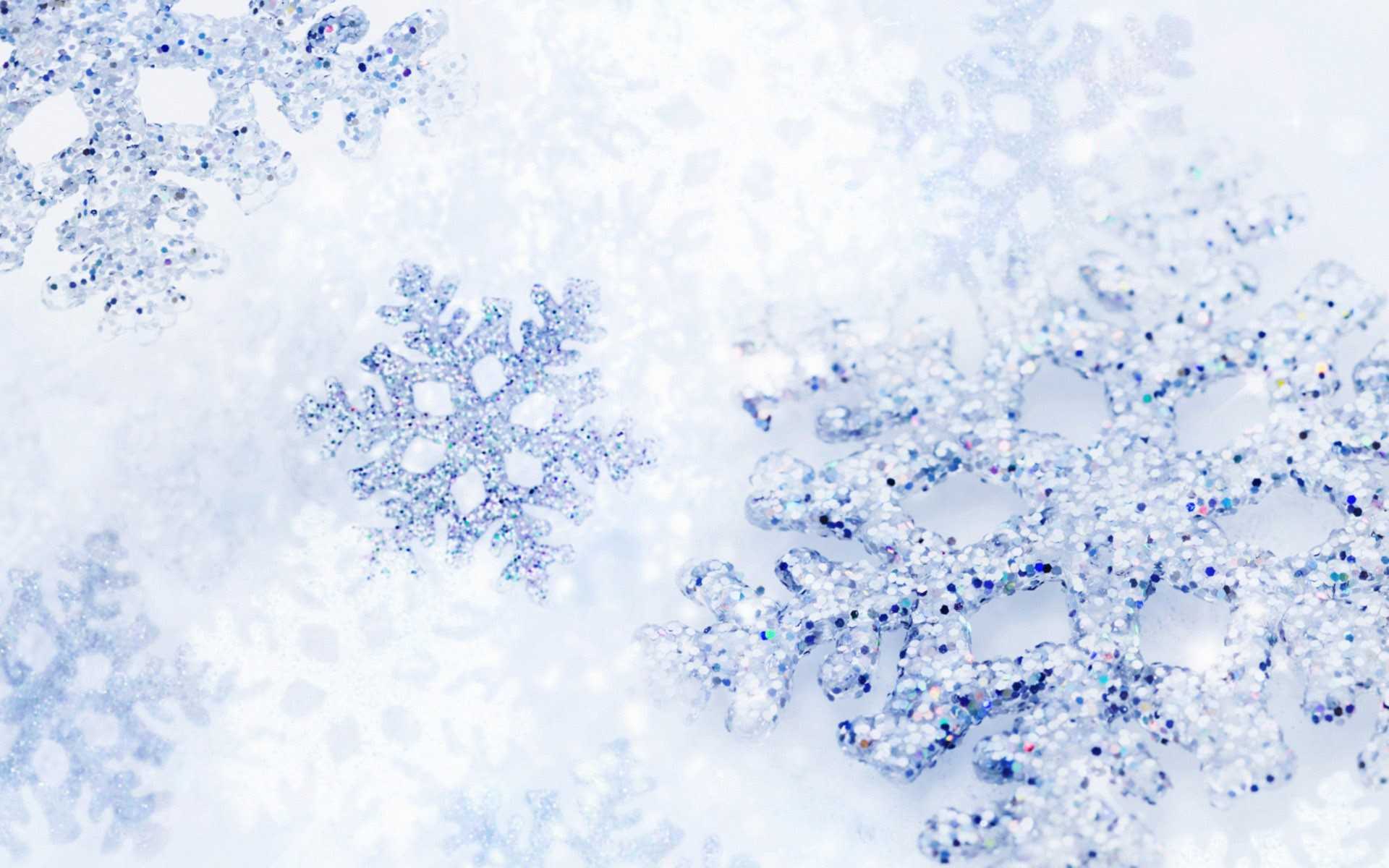 Christmas Snow Wallpaper - wallpaper