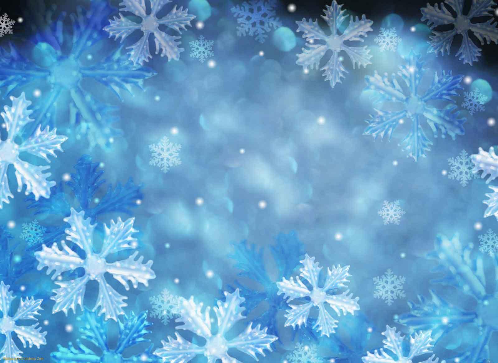 Snow background wallpaper - SF Wallpaper
