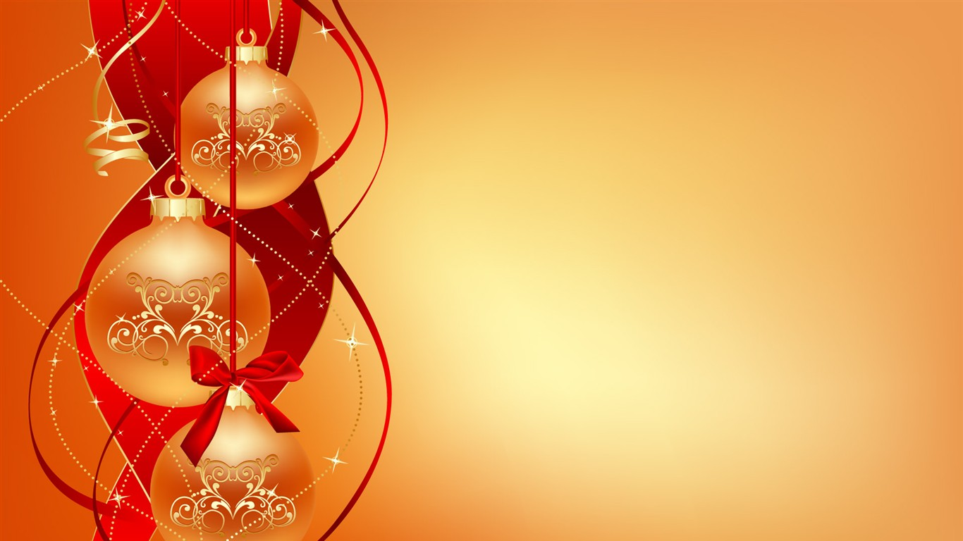 Exquisite Christmas Theme HD Wallpapers #27 - 1366x768 Wallpaper