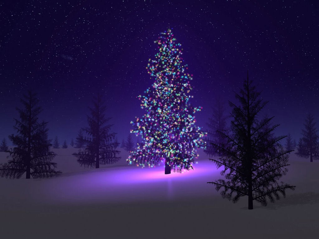 Christmas Tree Wallpaper HD Pictures – One HD Wallpaper Pictures