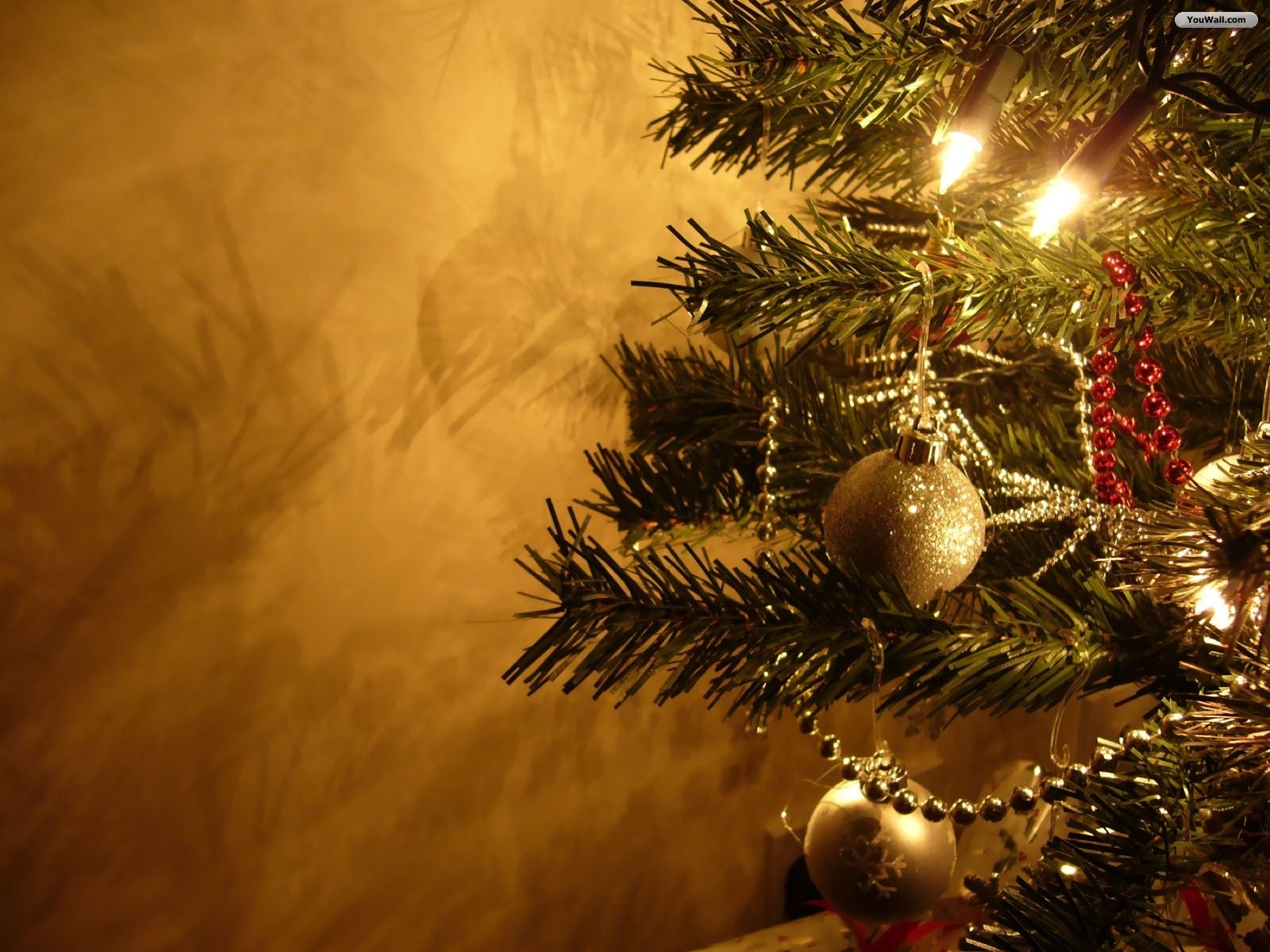 Christmas Tree Wallpapers - wallpaper