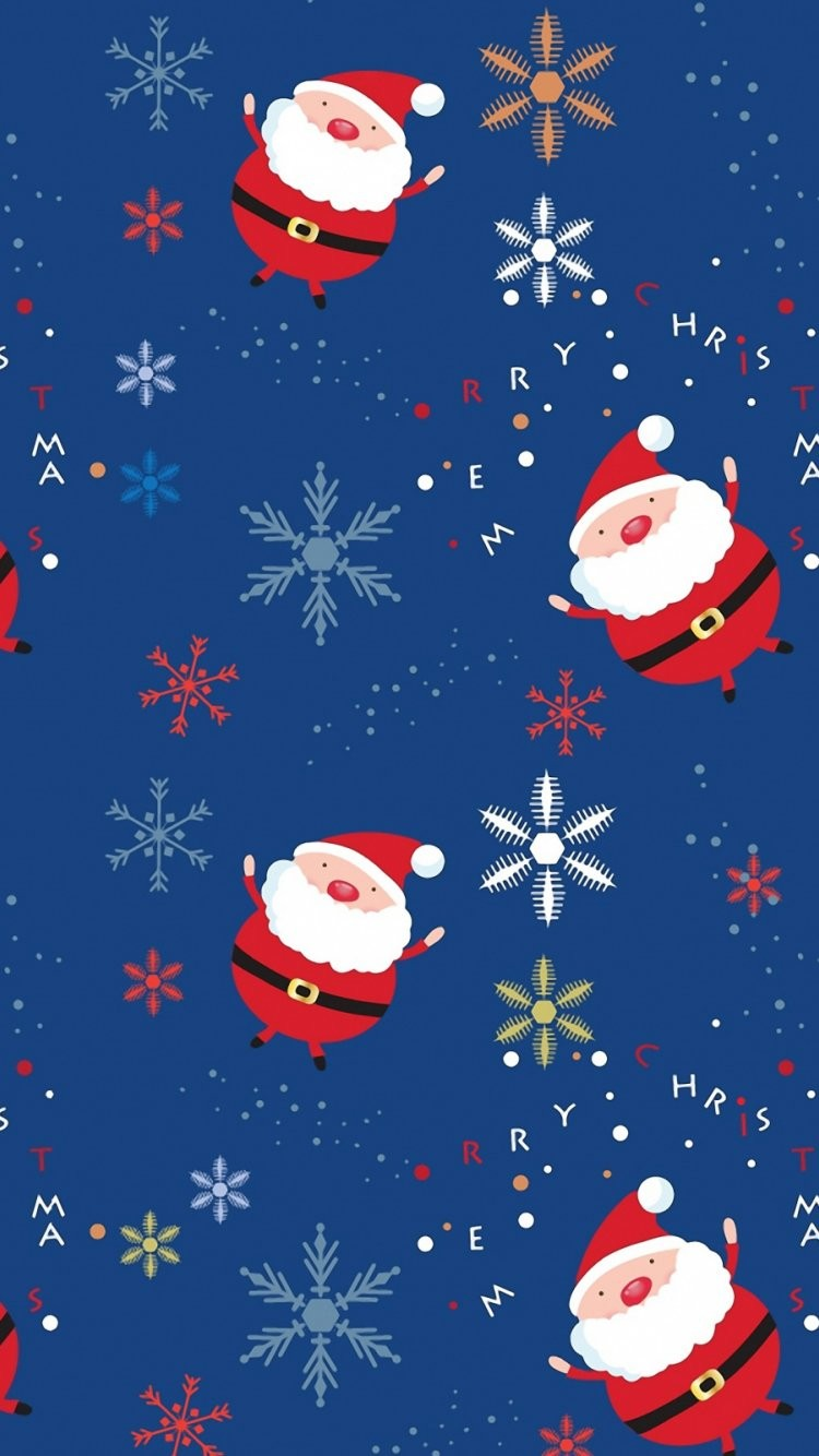 christmas backgrounds iphone