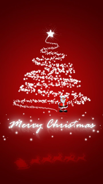 Merry Christmas Xmas Mobile HD Wallpapers Free Download