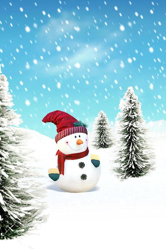 Christmas Wallpaper for Phone - WallpaperSafari