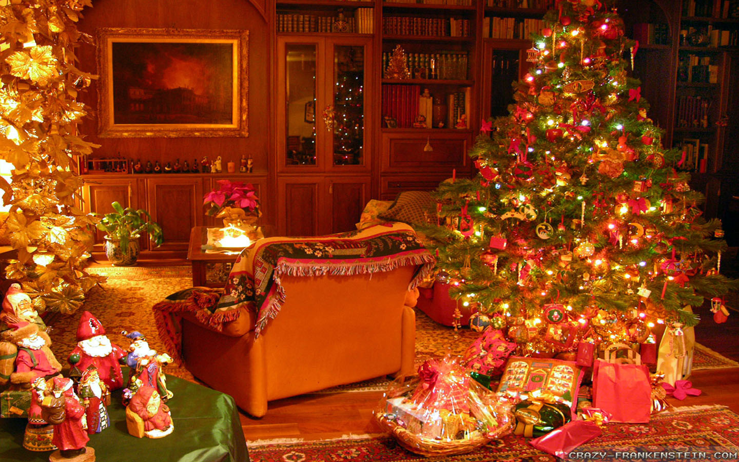Collection of Christmas Wallpaper Free Widescreen on HDWallpapers