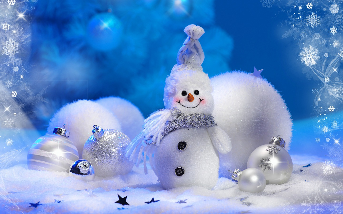 Free Christmas Wallpaper Widescreen | Download Christmas