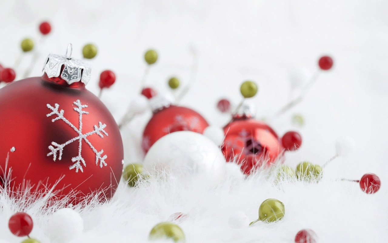 Hd Widescreen Christmas Wallpaper