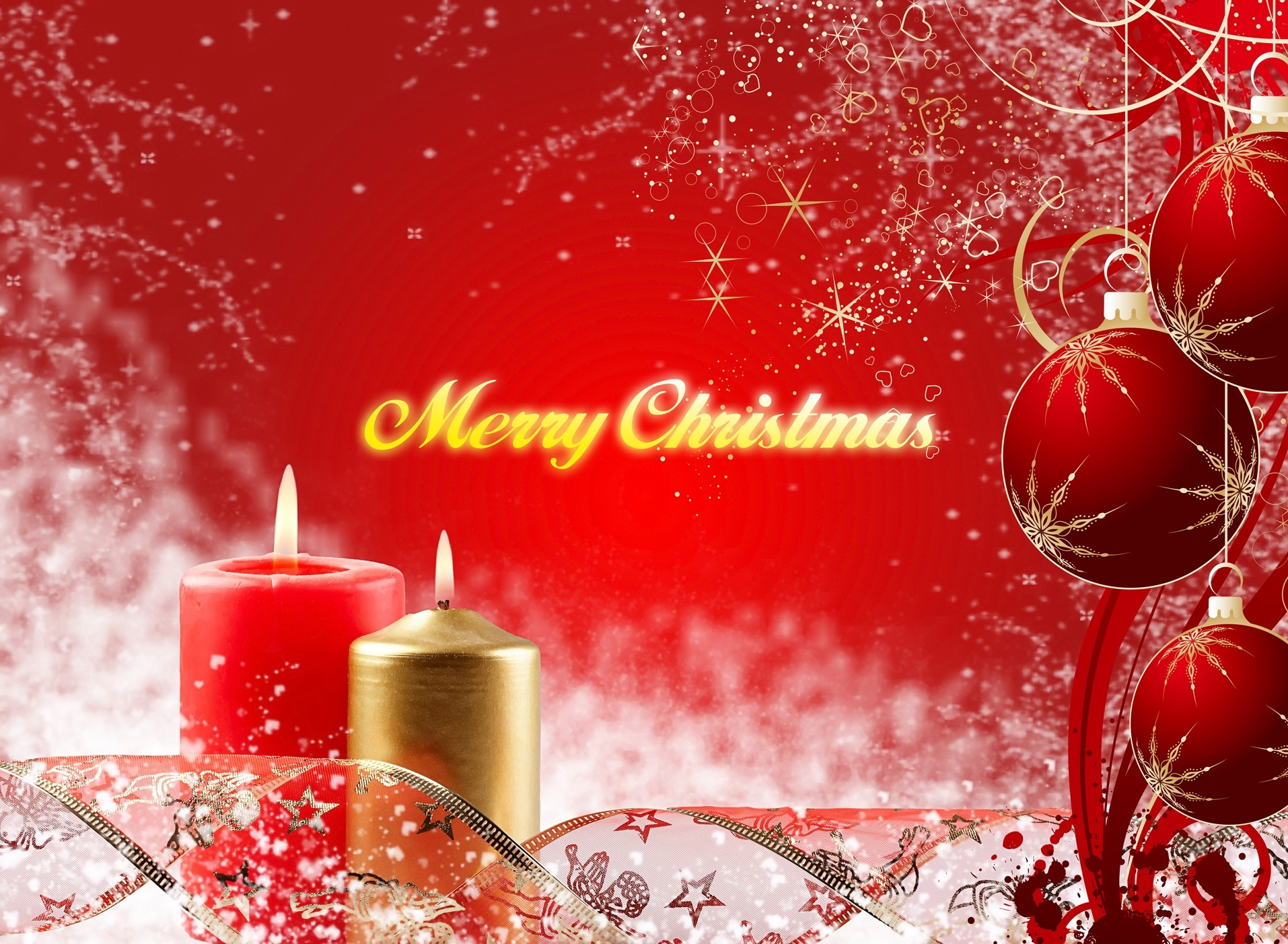Christmas Free Wallpaper and Screensavers - WallpaperSafari