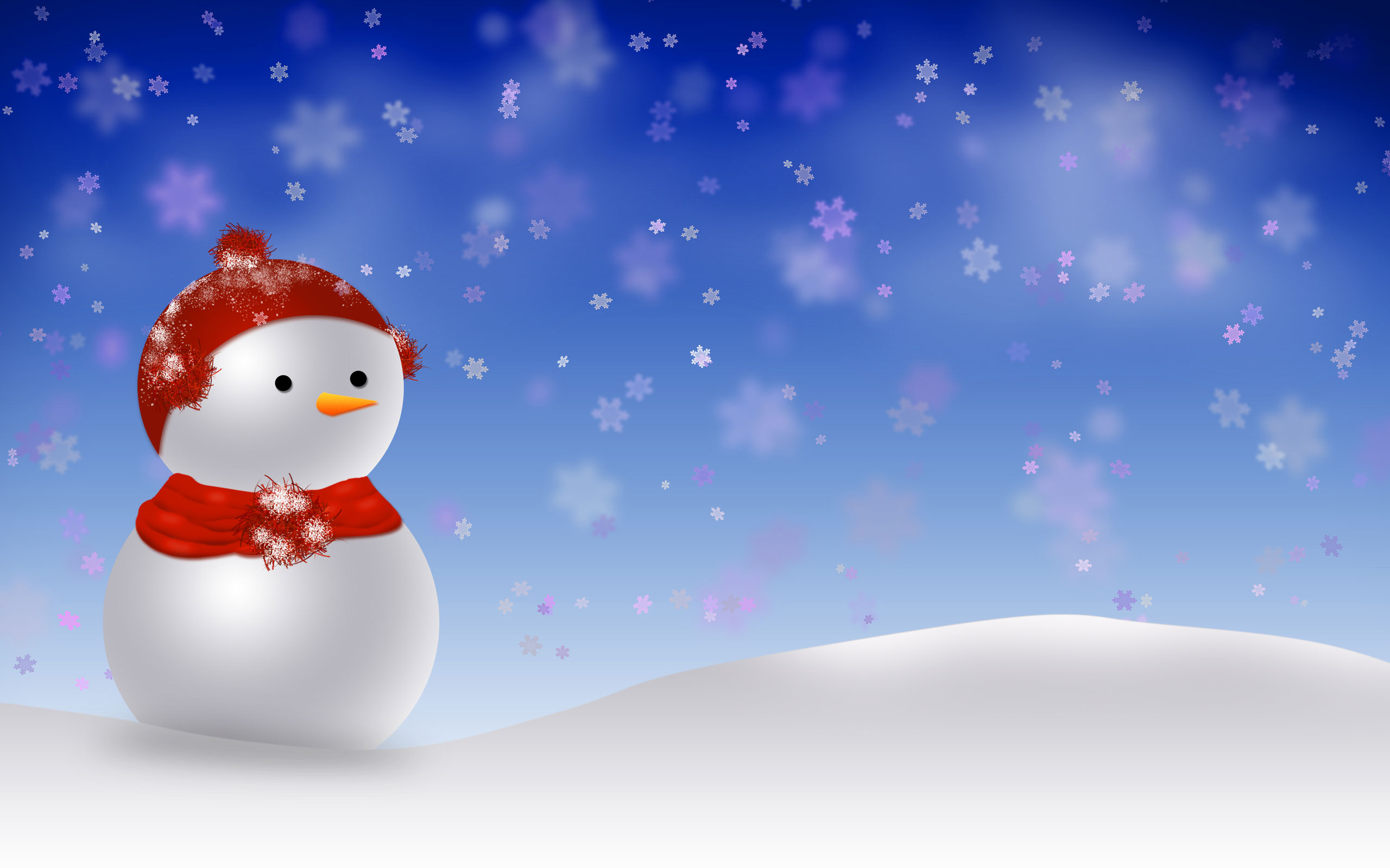 Free Snowman Wallpapers Group (80+)