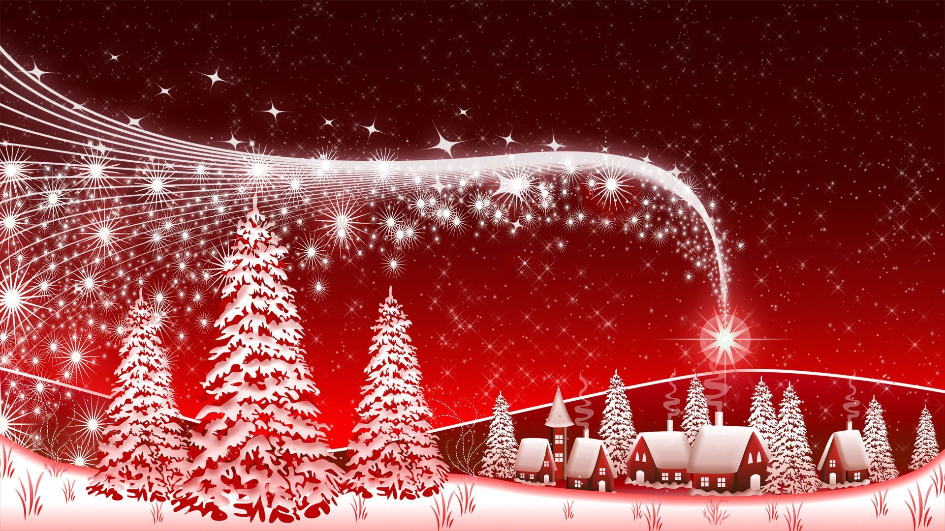 Christmas Winter Backgrounds - Wallpaper Cave