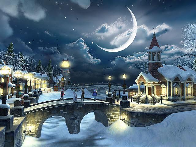 Christmas Desktop Wallpapers - Free