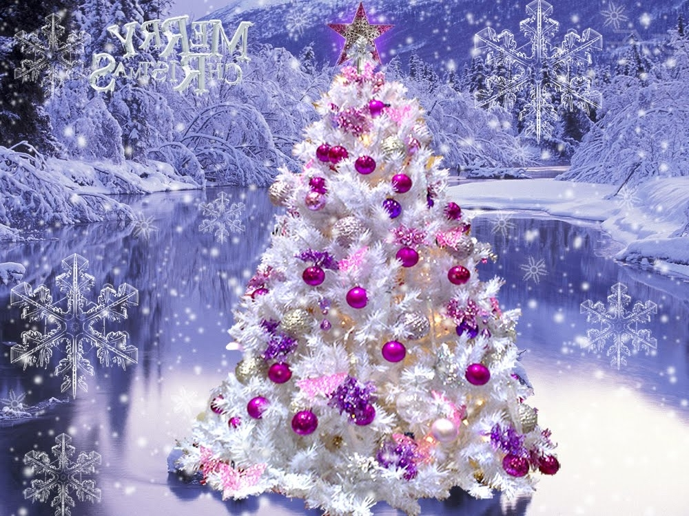 Free Wallpaper Winter Christmas Scenes, 44 Winter Christmas Scenes