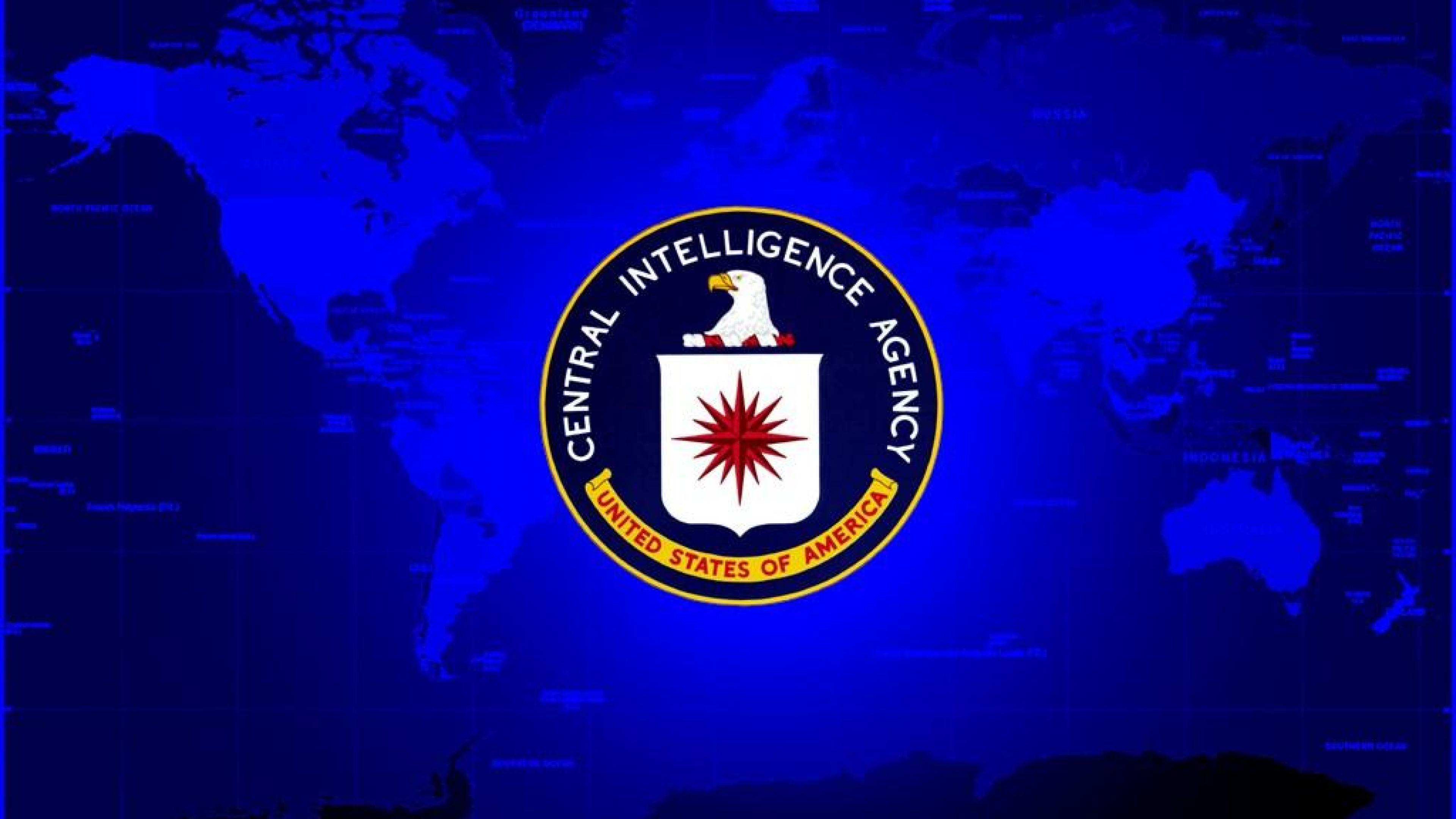 Cia Logo Wallpaper Page 1