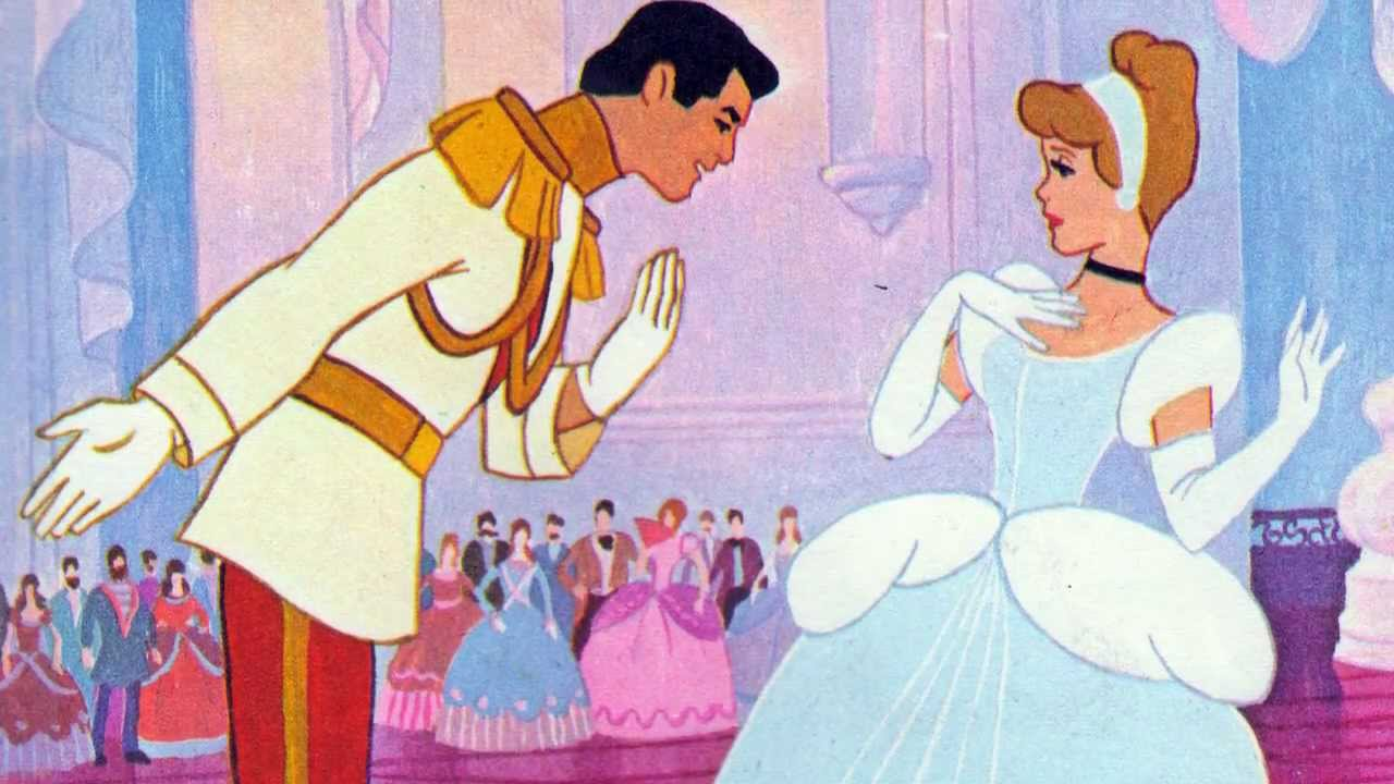 Story Time - Cinderella - YouTube