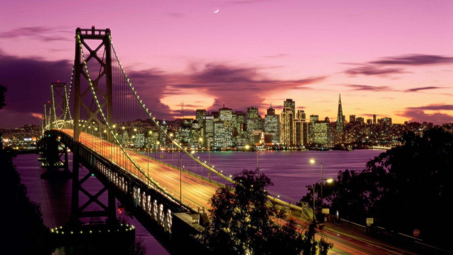City Desktop Wallpaper Page 1