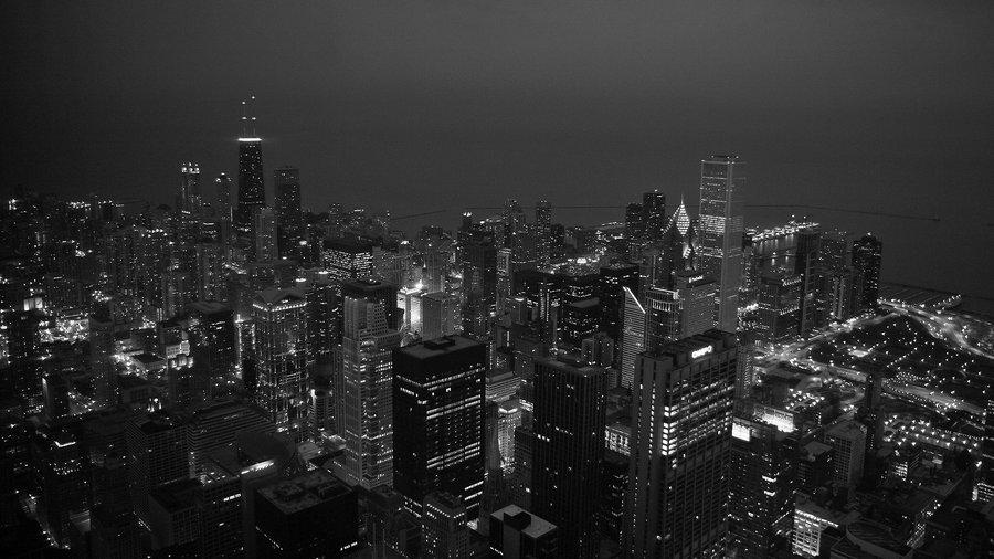 City Night Wallpaper HD