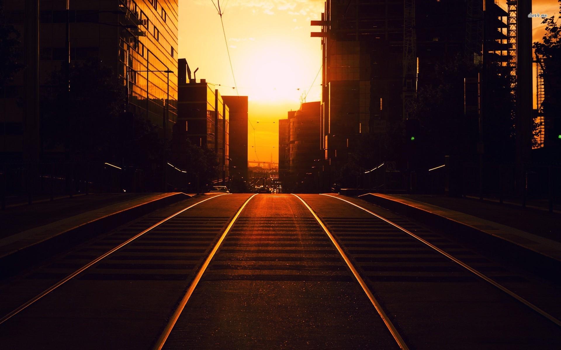 City Sunset Wallpaper High Definition Iphone Sunny Src