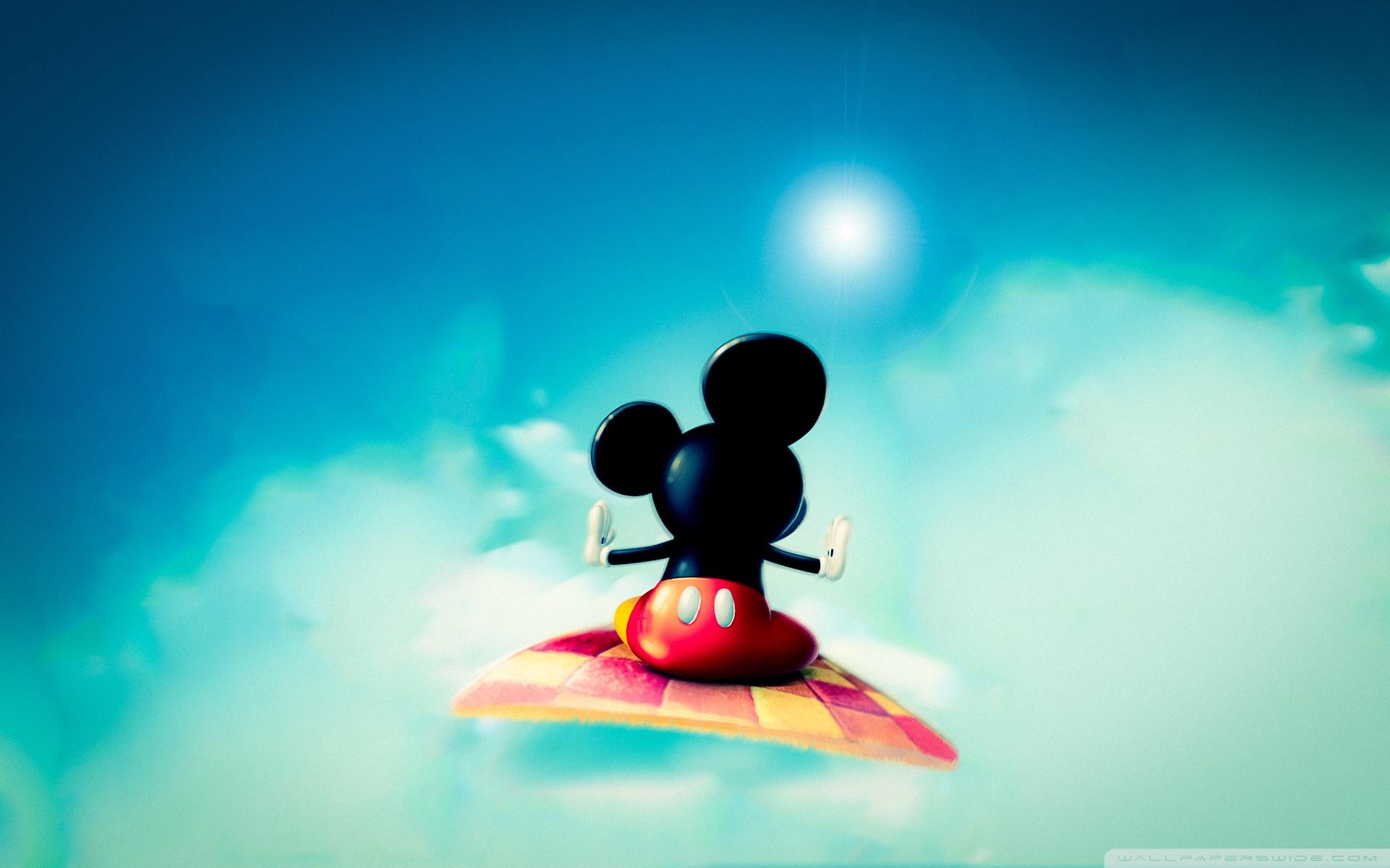 Mickey Mouse HD desktop wallpaper : High Definition : Fullscreen