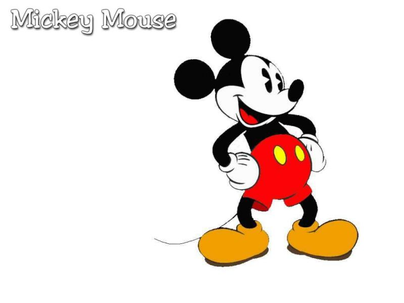 Mickey Mouse Wallpapers » Blog Archive » Classic Mickey Mouse
