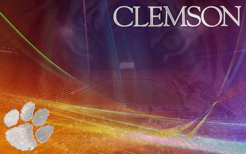 Clemson Desktop Wallpaper