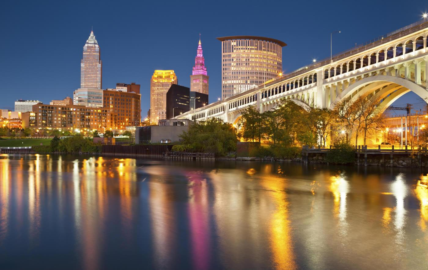 Cleveland Skyline Wallpapers (60 Wallpapers)
