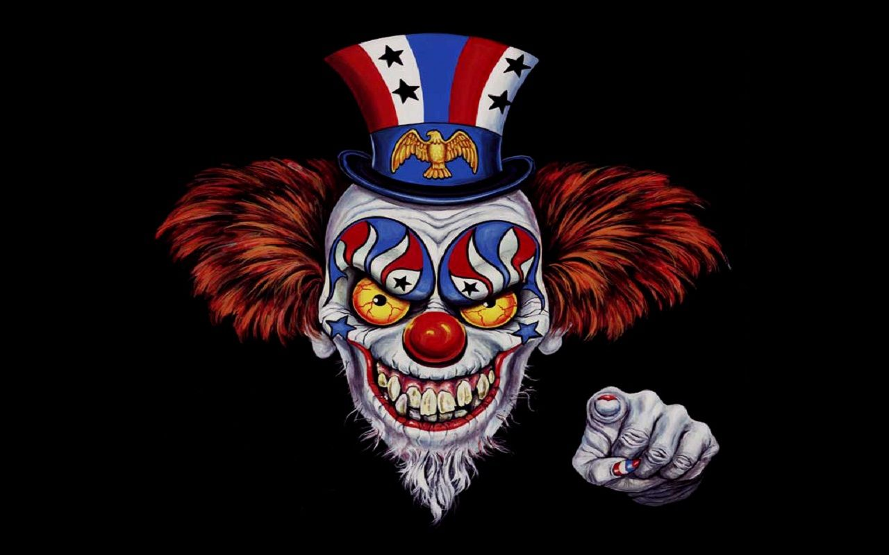 Killer Clown Wallpapers Group (50+)