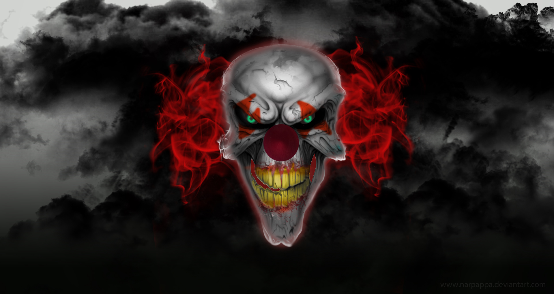 Free Clown Wallpaper - WallpaperSafari