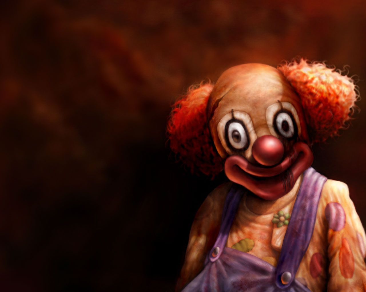 Collection of Creepy Clown Wallpaper on HDWallpapers