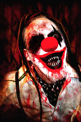 Cool Scary Clowns Wallpaper – Free wallpaper download