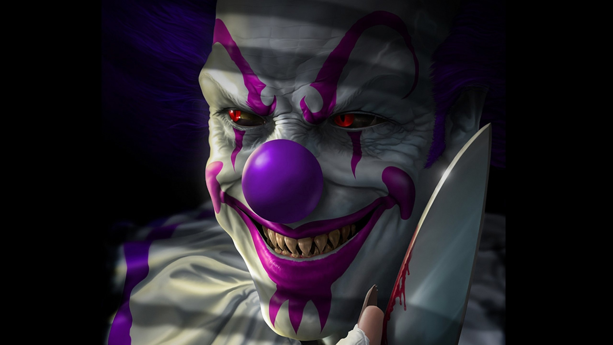 Scary Clown Wallpaper Free – Epic Wallpaperz