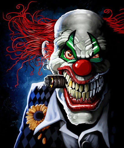 Scary Clown Wallpapers HD Download - Scary Clown Wallpapers HD 1 0