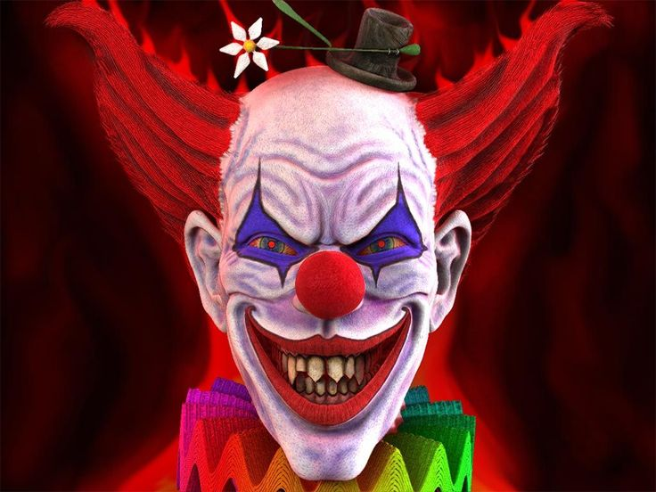 10 Best images about Evil clowns on Pinterest | Artworks, Scary