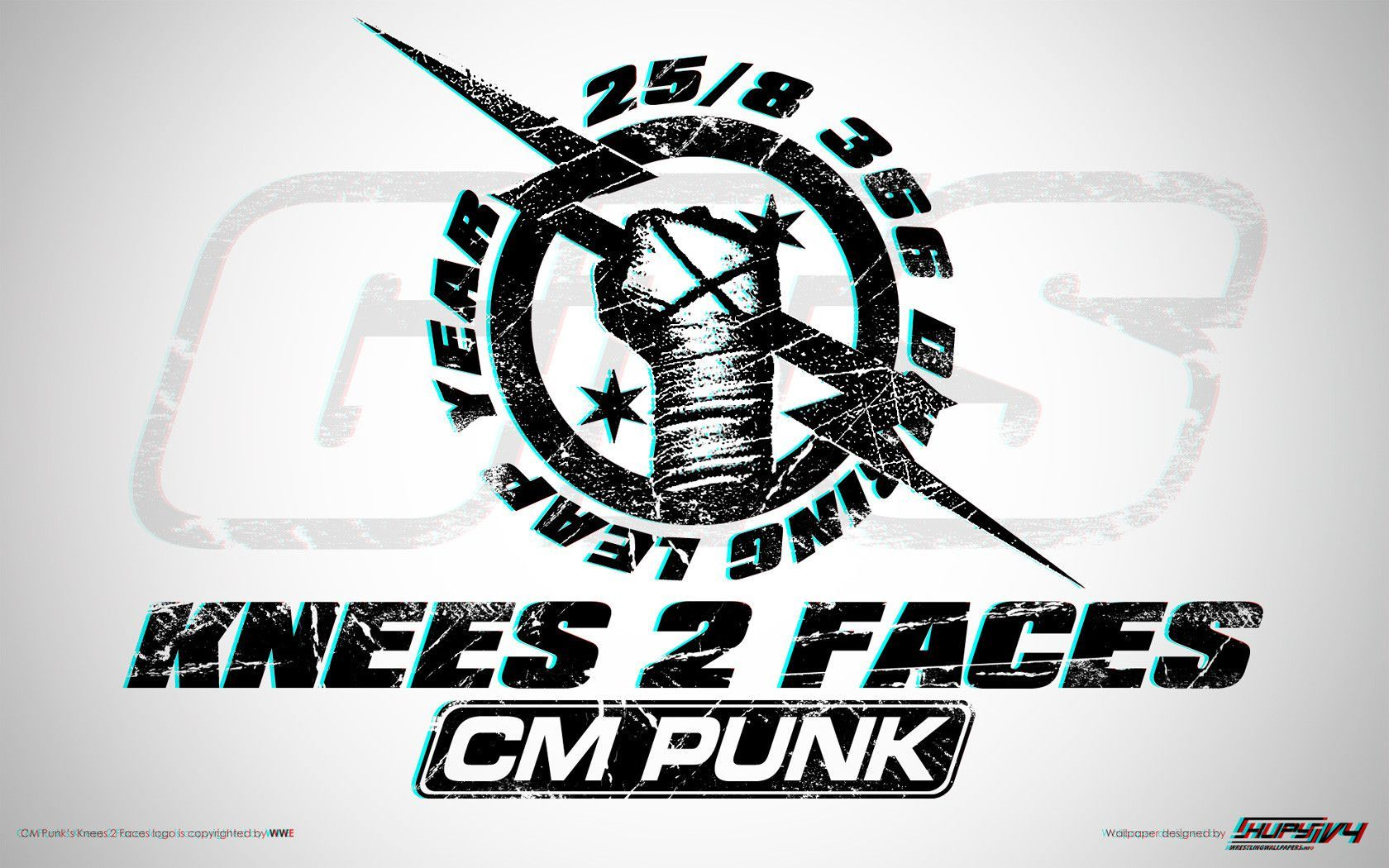 CM Punk Logo Wallpapers - Wallpaper Cave