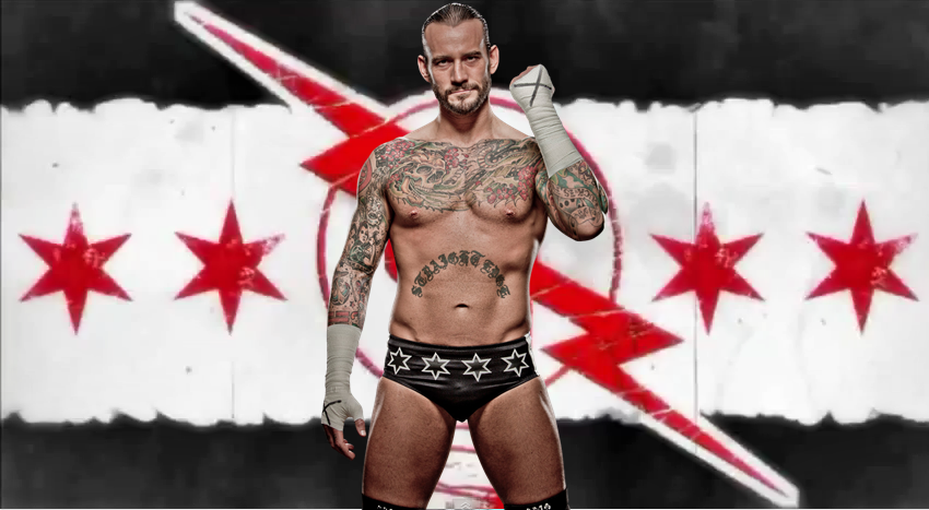 WWE CM Punk Background No Logo by MrAwesomeWWE on DeviantArt