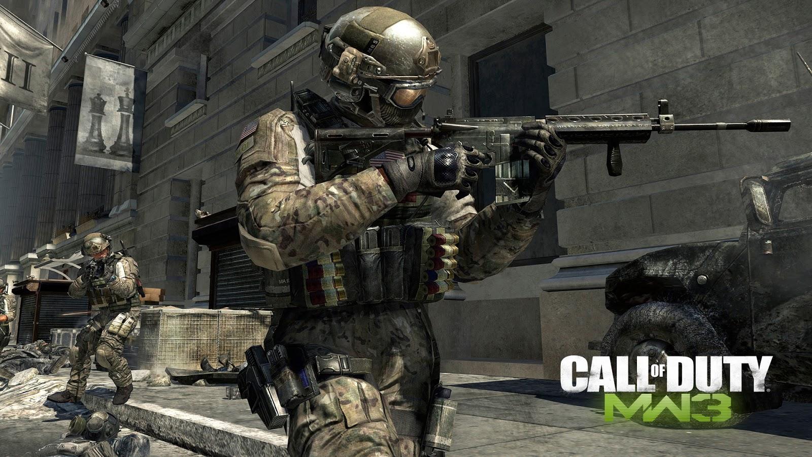 HD WALLPAPERS Call Of Duty Modern Warfare 3 Wallpapers