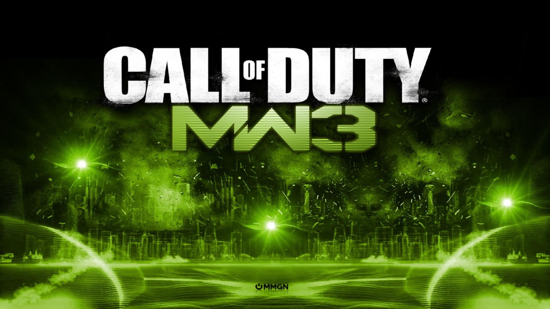 Call Of Duty Modern Warfare 3 HD Wallpapers