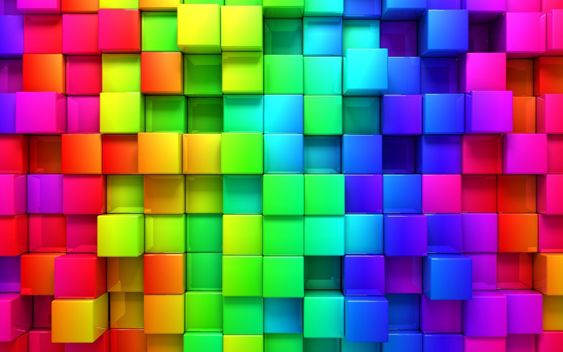 Colorful 3D Wallpapers Group (73+)