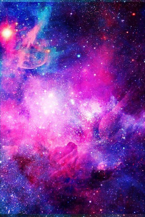 Colorful Galaxy Wallpaper Sf Wallpaper