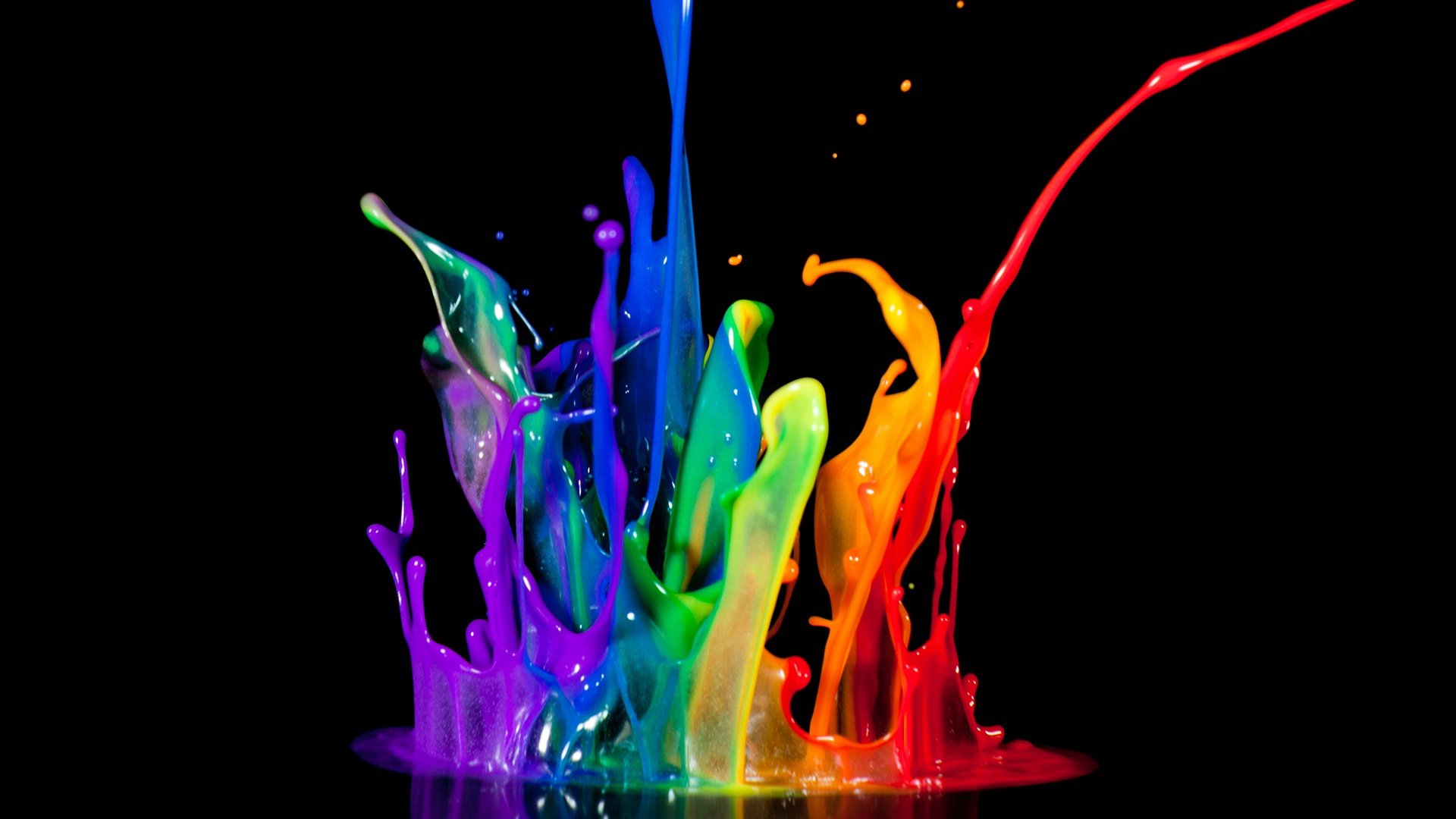 Colorful HD Wallpaper | 1920x1080 | ID:23254 | colorful art