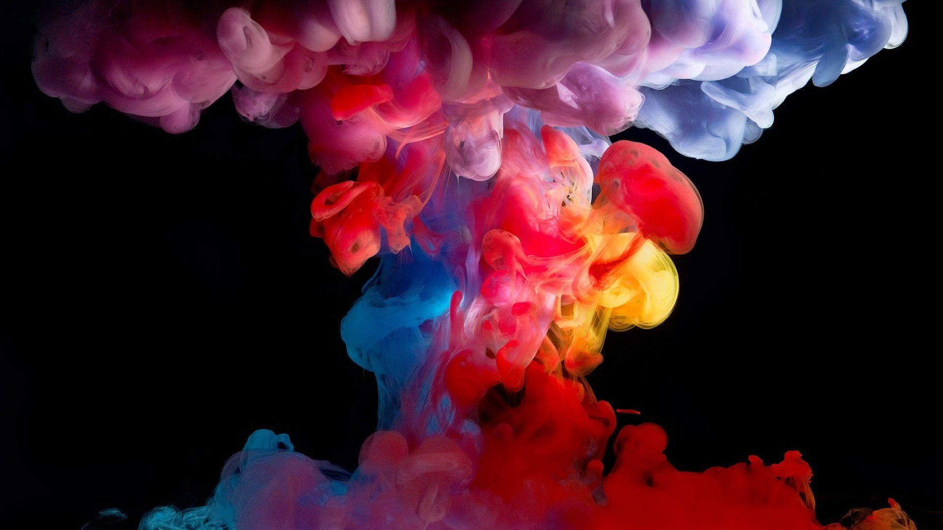 Wallpaper smoke