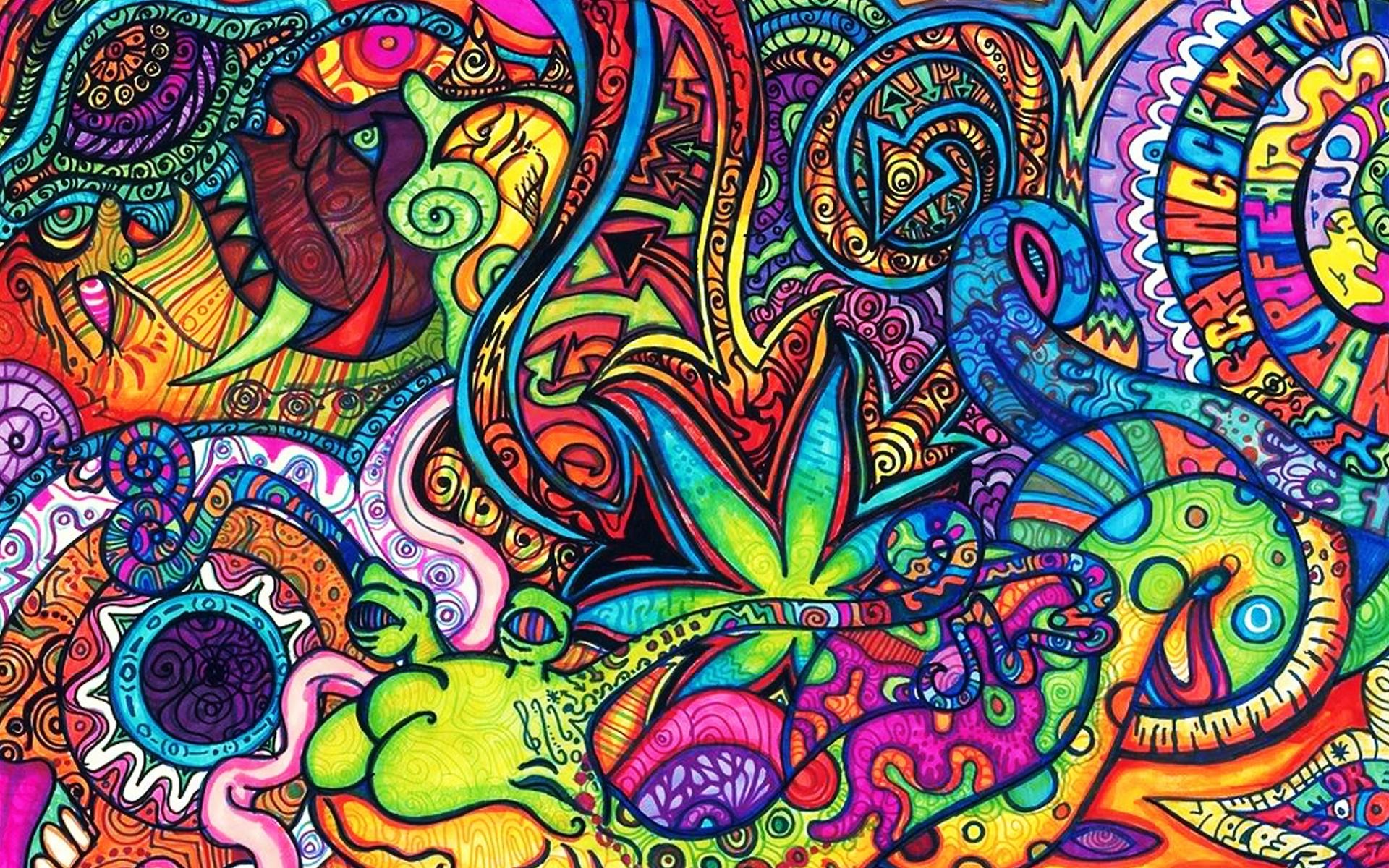 Colorful Wallpaper Tumblr | PixelsTalk Net