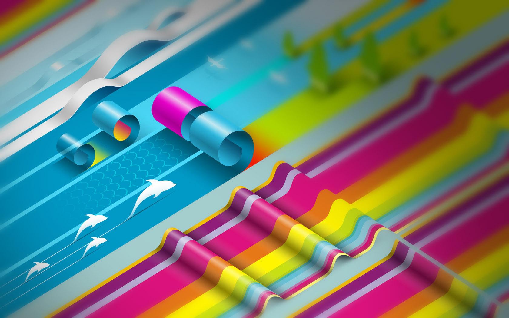 Colorful Wallpaper Images - WallpaperSafari