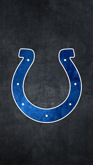 NFL - Indianapolis Colts - 5 iPhone 5 / SE Wallpaper